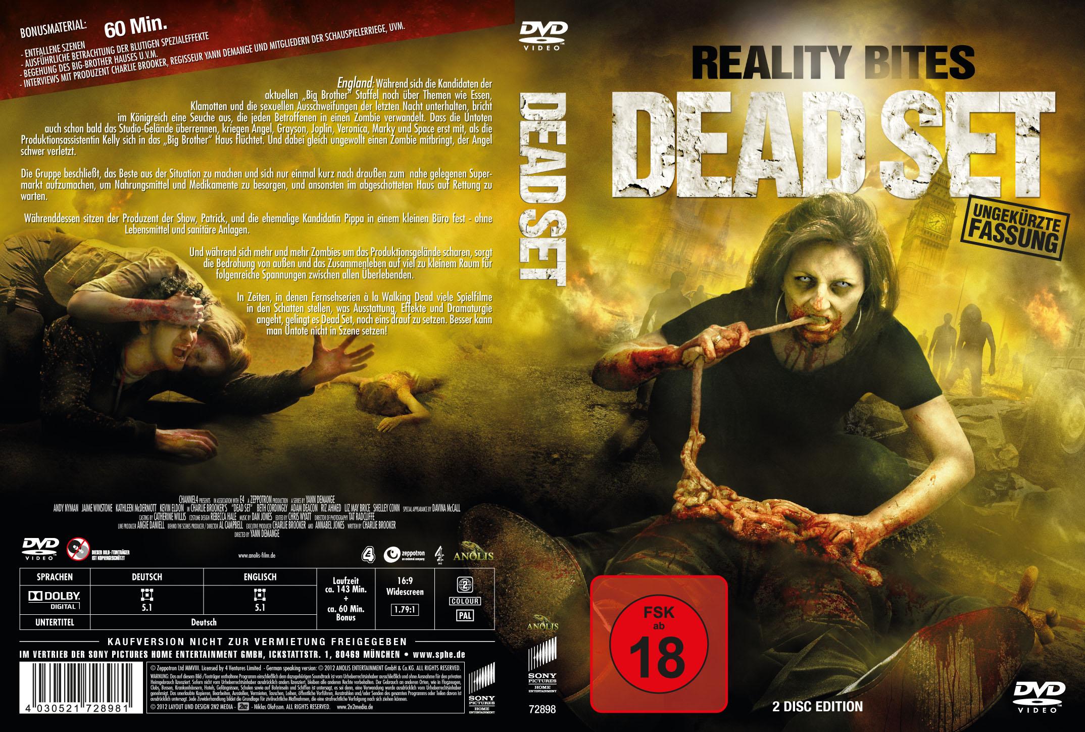 Dead Set - DVD