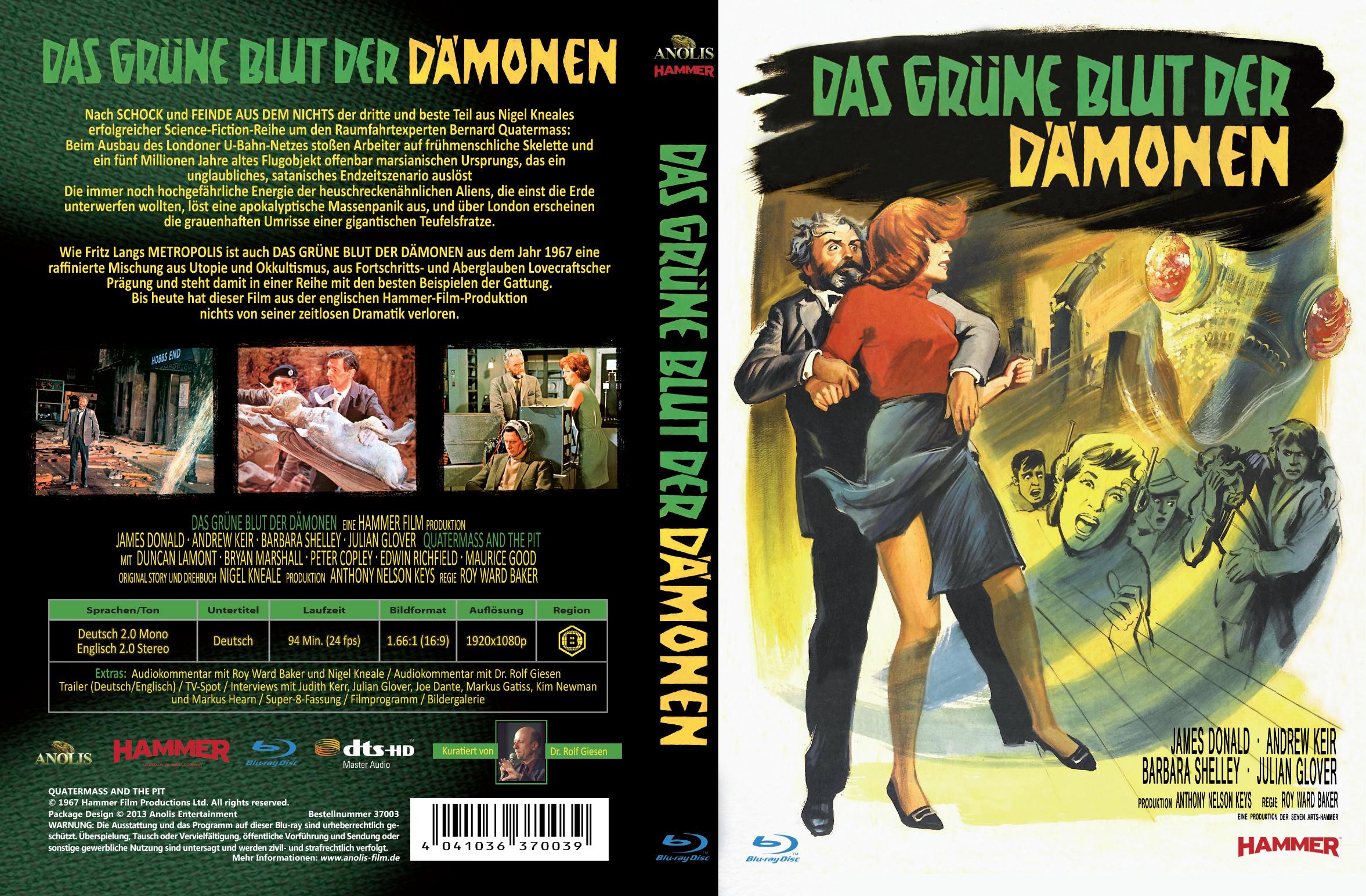 Hammer01_GrueneBlut (Mediabook Cover A)