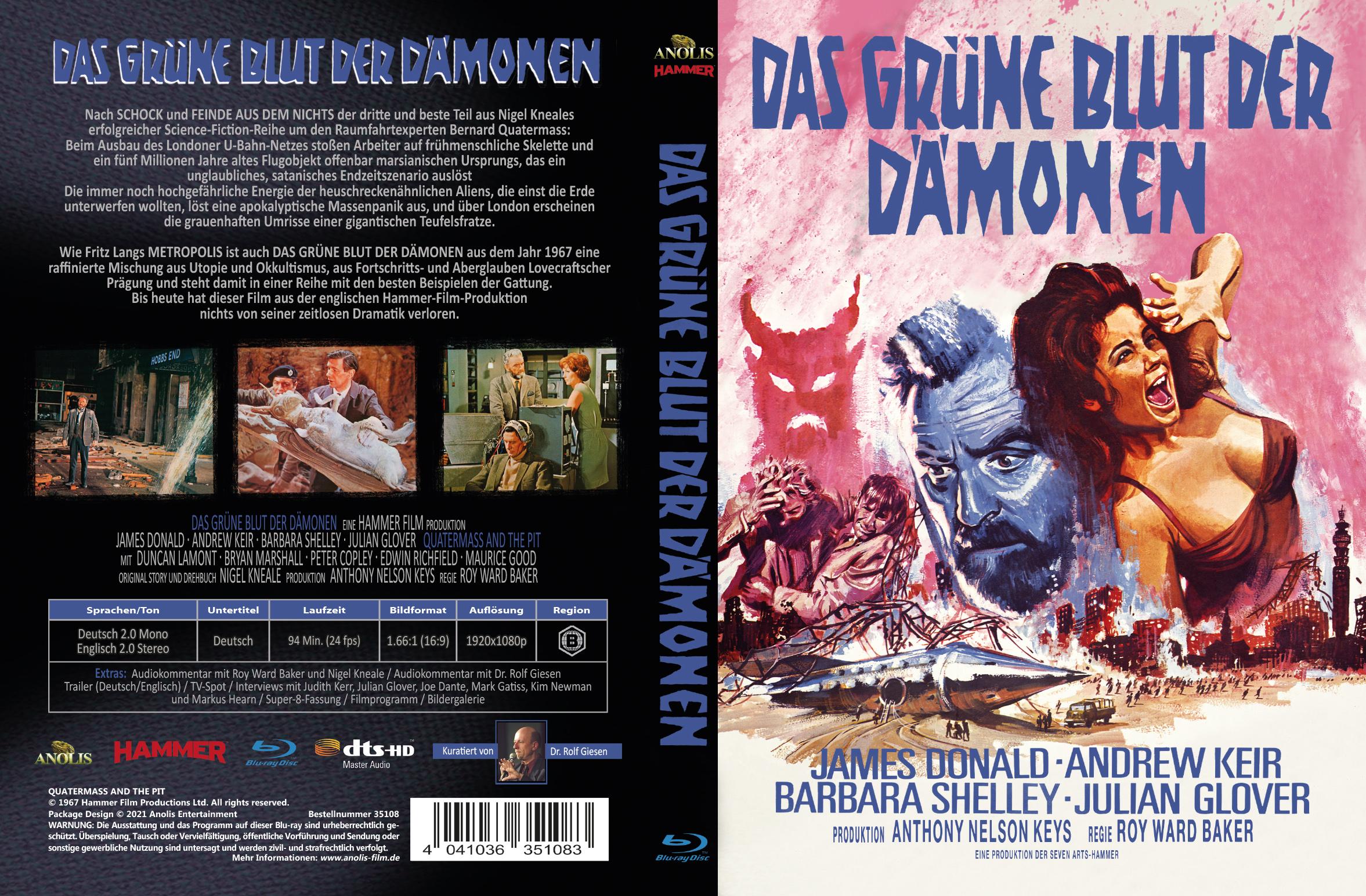 Hammer01_GrueneBlut (Mediabook Cover B)